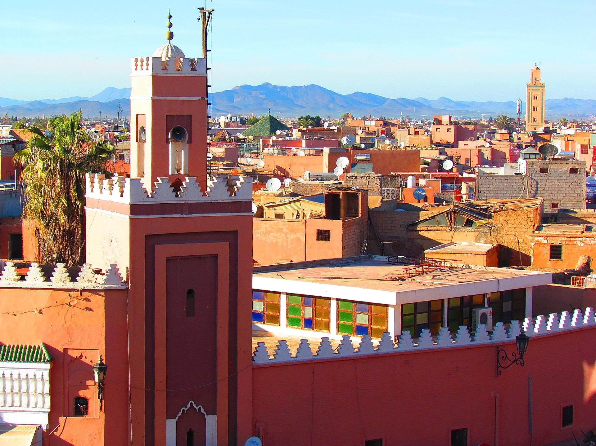 Week end Maroc