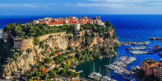Week-end sur la Côte d'Azur