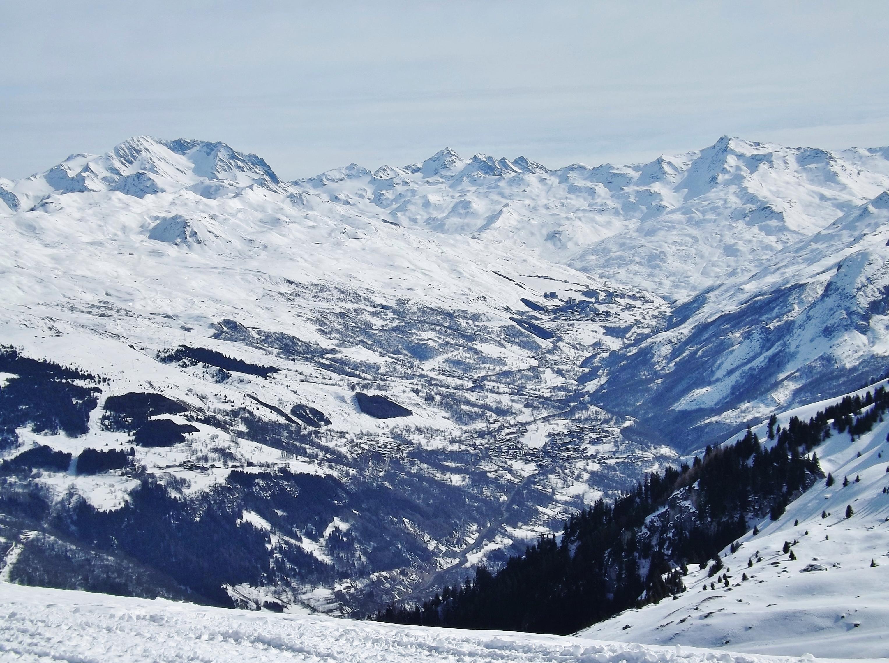 Préparez votre week-end ski en Savoie