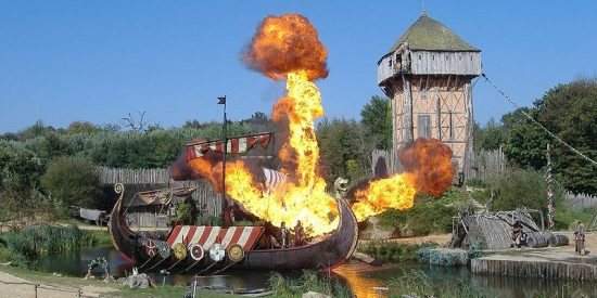 Un weekend chevaleresque au Puy du Fou