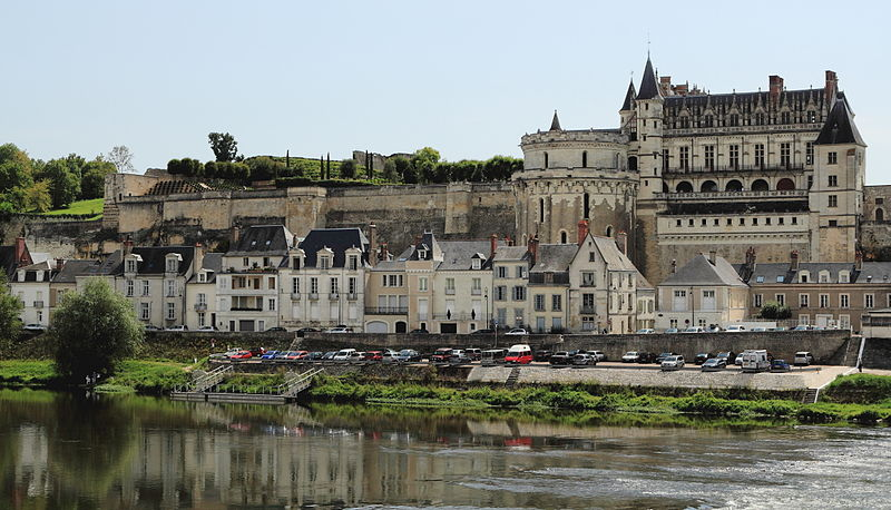 Visiter Amboise le temps d'un weekend