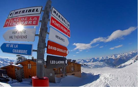 Top 5 des stations pour partir au ski entre amis