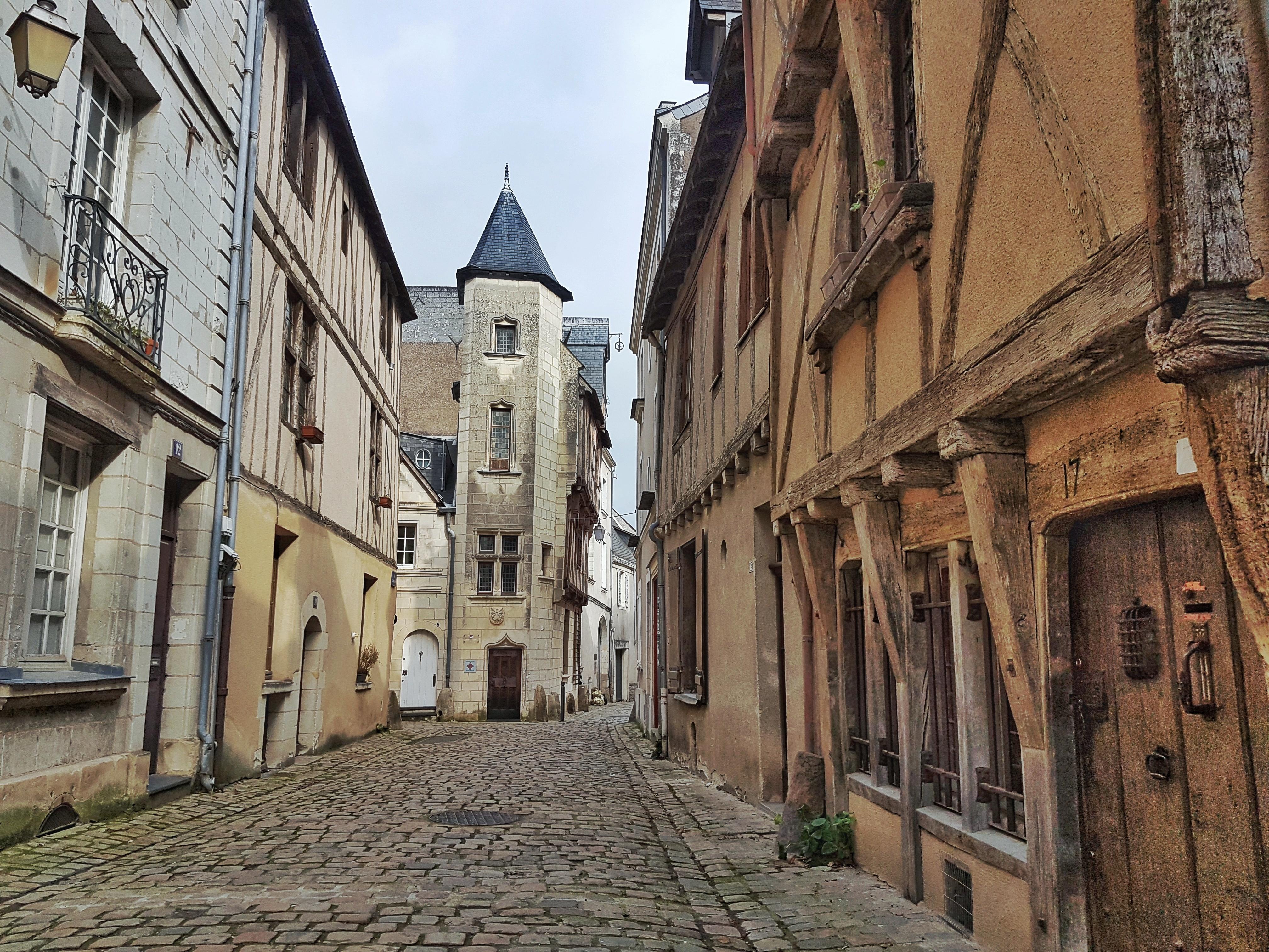 Comment visiter Angers lors d'un weekend ?