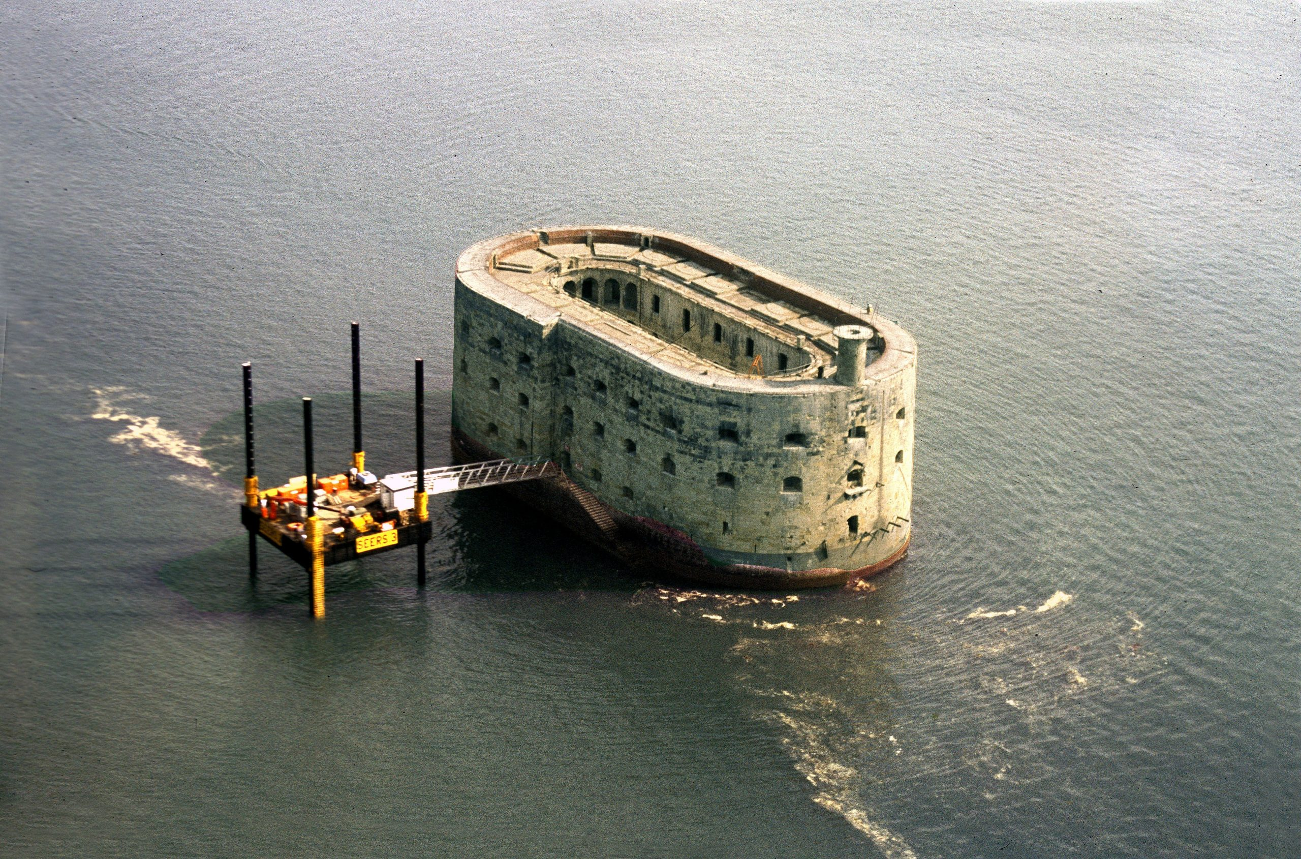 A la découverte des forts et des phares de l'archipel charentais