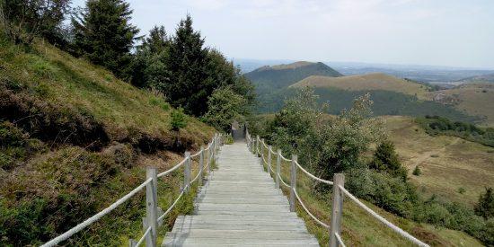 Week-end randonnée dans la chaîne des Puys
